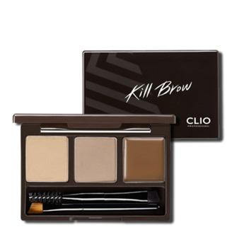 Clio 魅惑三色眉粉盒