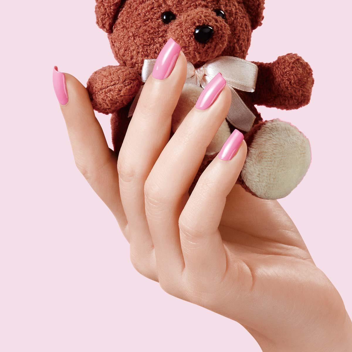 指甲彩-永遠存在的少女心