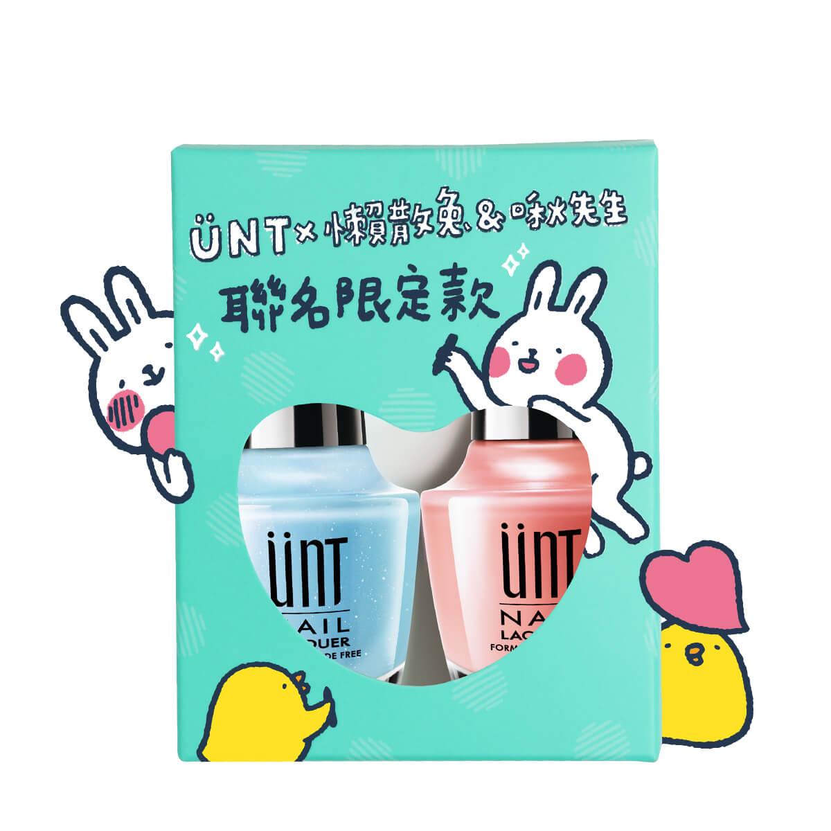 UNT X 懶散兔與啾先生 限定聯名款 – 粉嫩心動組 - 66192